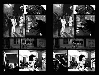 Batman: Arkham Origins Week 8 Page 123 A/B