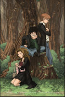 0o-HP_The_Three_Friends-o0 by silverteahouse