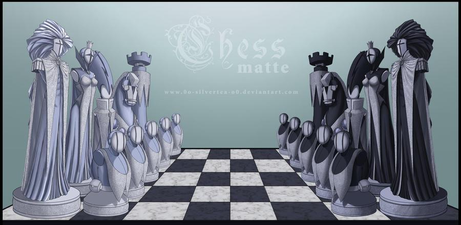 CHESS_matte by silverteahouse
