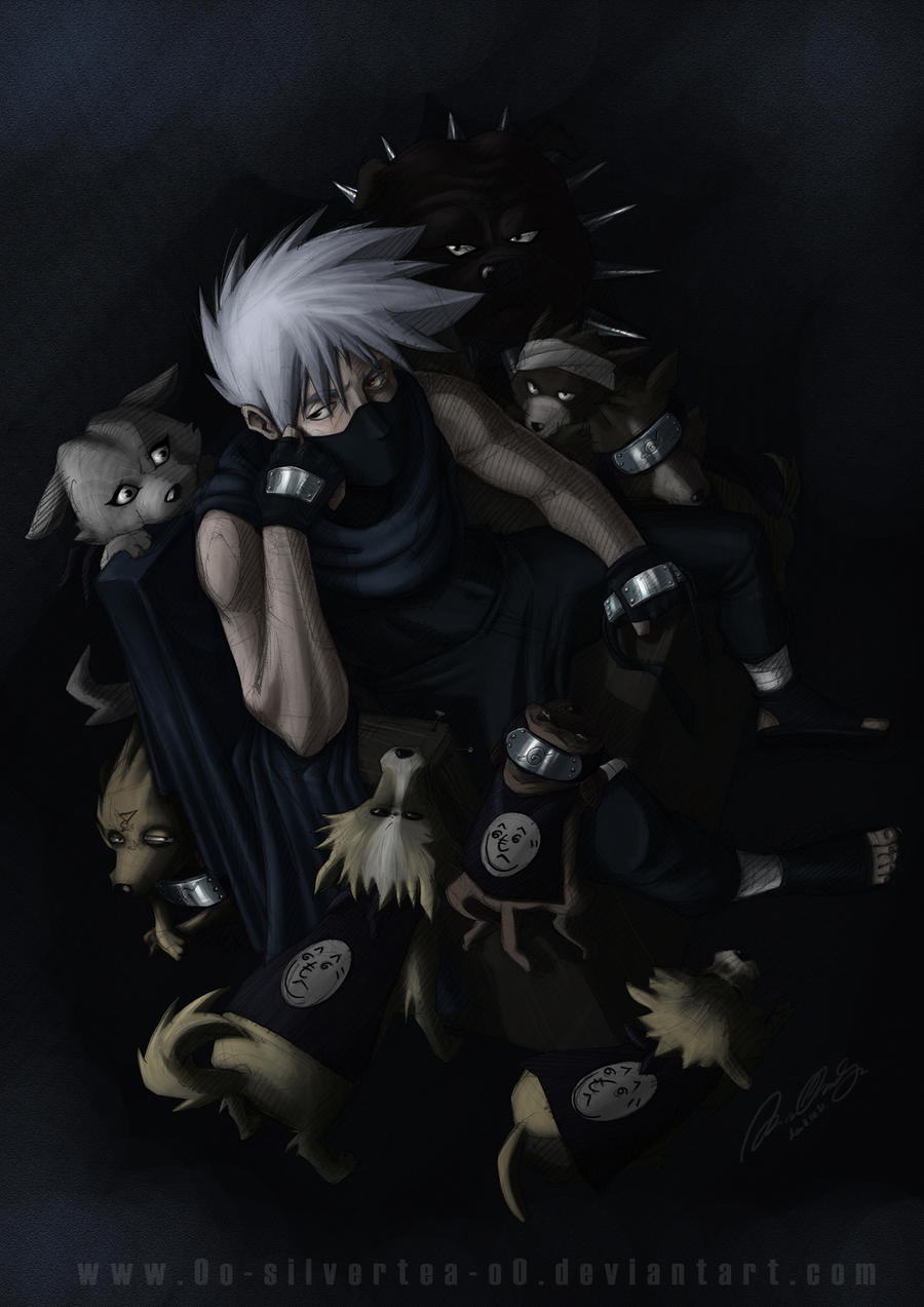 Kakashi: Live or Die? by silverteahouse
