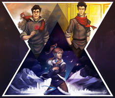 LoK: Love Triangle