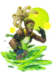 OW-Young Punks-Lucio
