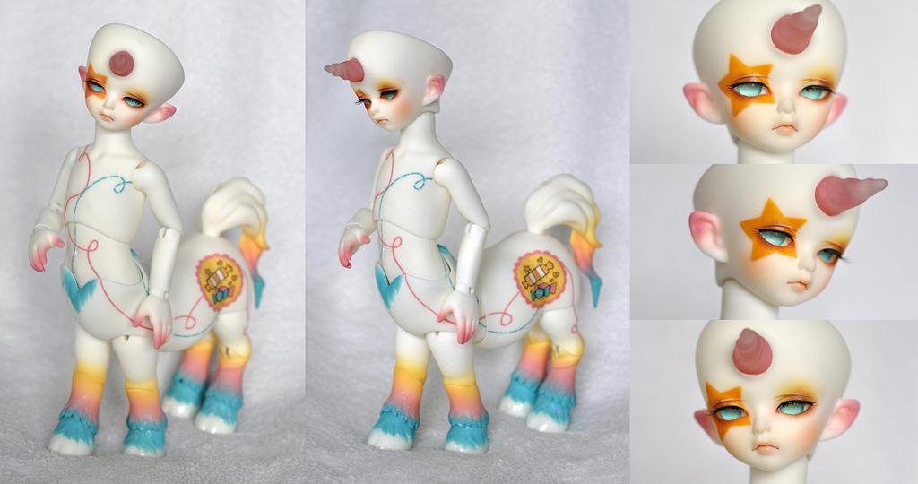 2011 February Fantasy BJD by AndrejA