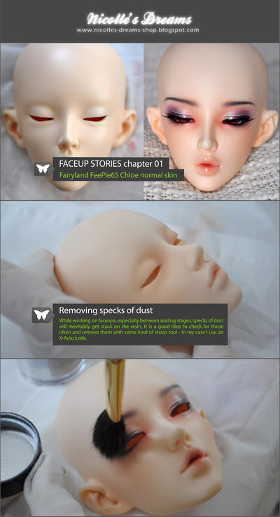 Faceup Stories 01 - video by AndrejA