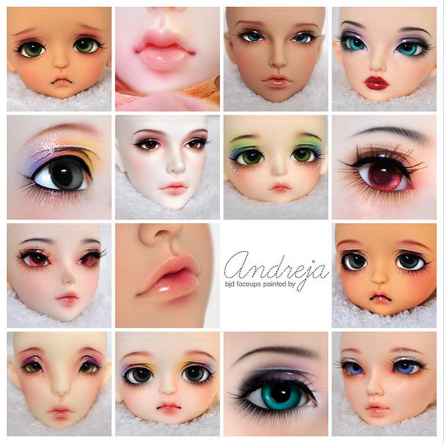 2012 May faceups mosaic by AndrejA