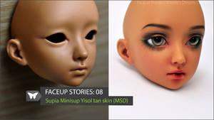 Faceup Stories 08