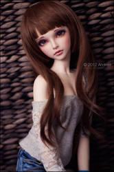 Tara *brown* by AndrejA