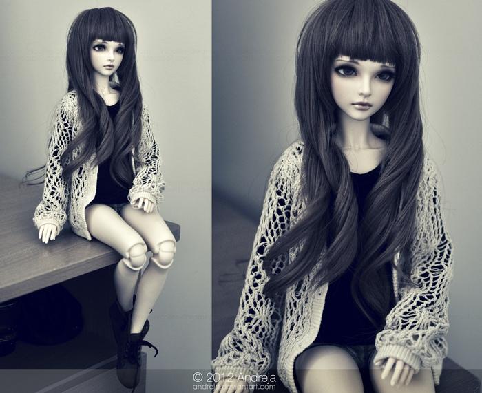 Tara - monotone by AndrejA
