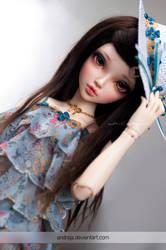 Summer Girl by AndrejA