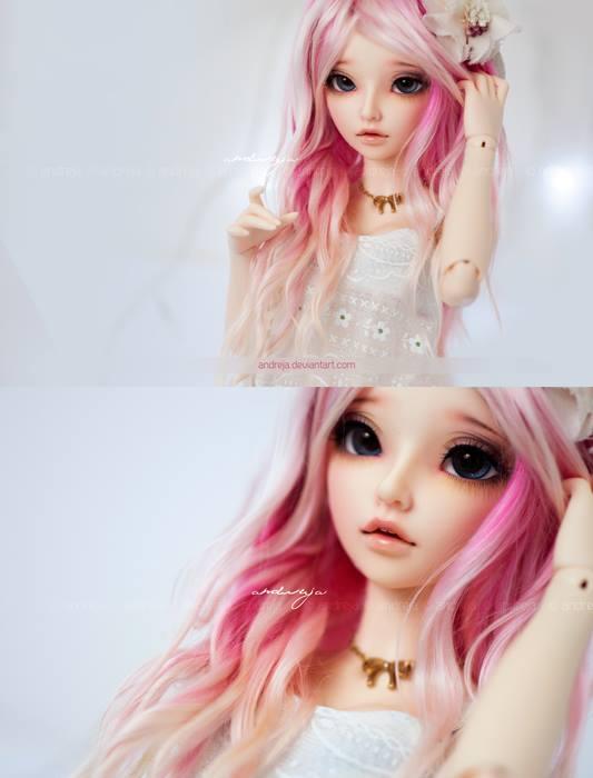 Nat in Pink by AndrejA