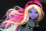 Art Contest prize - Custom doll MH Jane Boolittle