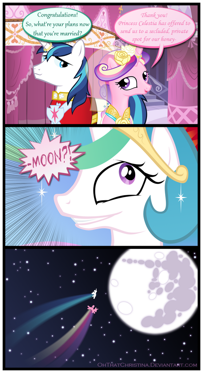 Spam Bucket! (pony related) - Page 3 Honeymoon_by_ohthatchristina-d4wh7wd