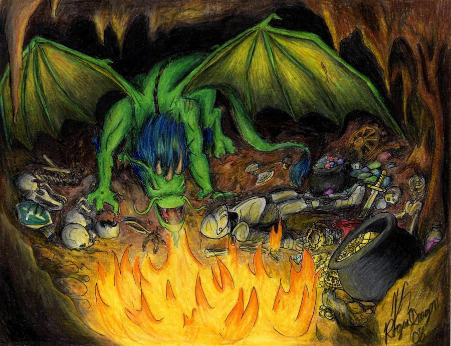 Dragon Territory