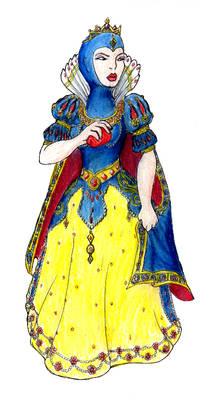 Grimhilde in Princess Bling