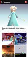 Super Smash Bros. 4 - Rosalina