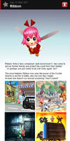 Super Smash Bros. 4 - Ribbon