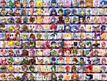 Super Smash Bros. 4 - Dream Roster