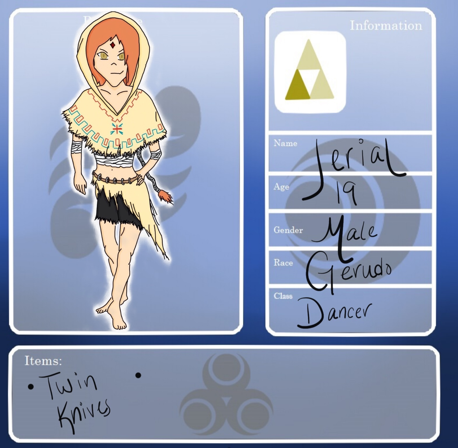 Fall of Hyrule: Jerial