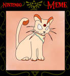 [FoH] Nintendo Meme: Pokemon (Persian!Jerial)