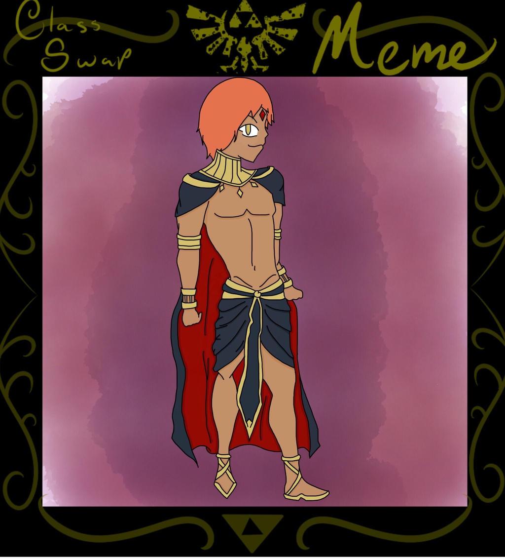 [FoH] Class Swap Meme (Necromancer!Jerial)