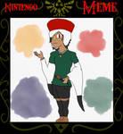 [FoH] Nintendo Meme: Kirby (Adeleine!Cyril)