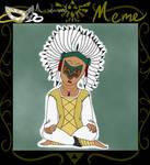 [FoH] Masquerade Meme (Cyril)