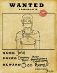 [FoH] Wanted Poster Meme (Jerial)