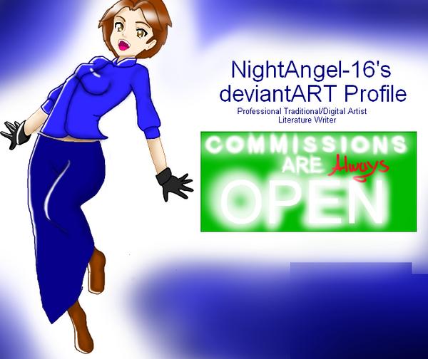 NightAngel-16's Profile Picture