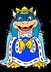 Prince Koopa Stitch