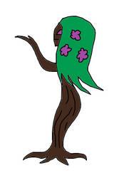 Willow Goddess by thieviusracoonus