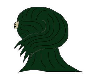 Algae God by thieviusracoonus