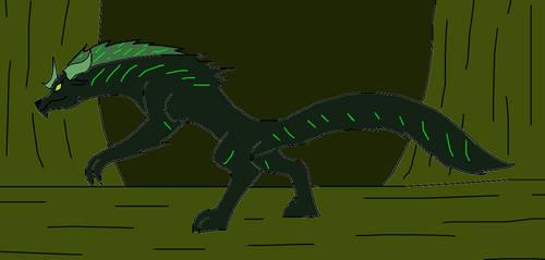 Monster Talia Al Ghul