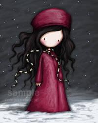 Winter Solstice by gorjuss