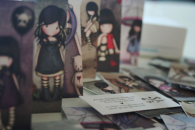 My Business Cards MOO 02 by gorjuss