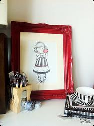 ORIGINAL Snow White by gorjuss