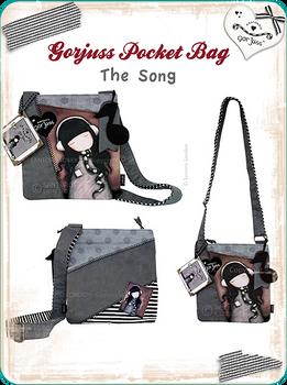 Gorjuss Pocket Bag The Song