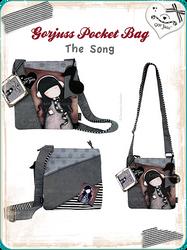 Gorjuss Pocket Bag The Song by gorjuss