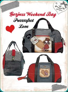 HUGE Gorjuss Weekend bag