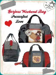 HUGE Gorjuss Weekend bag by gorjuss
