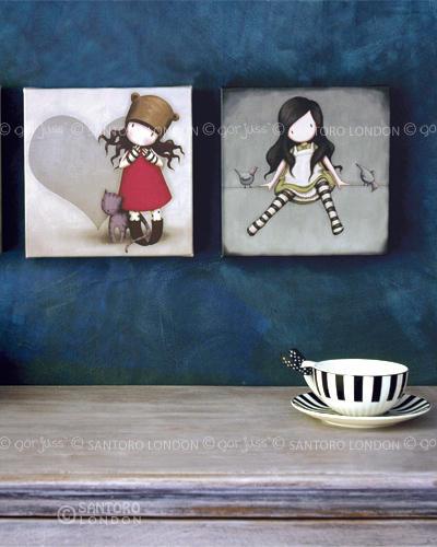 Gorjuss Canvas Wall Art