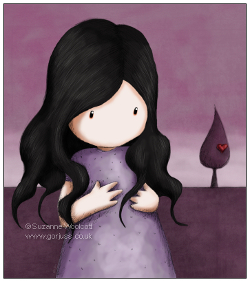 I Lost my Heart by gorjuss