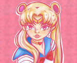 Sailor Moon Redraw ! !