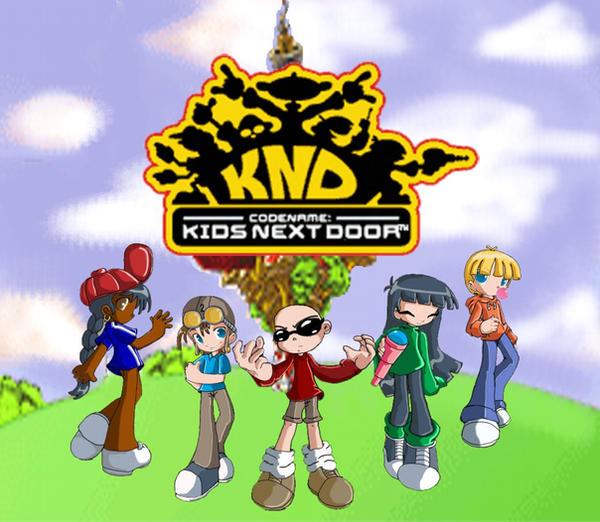 K.N.D. Forever by dxoz