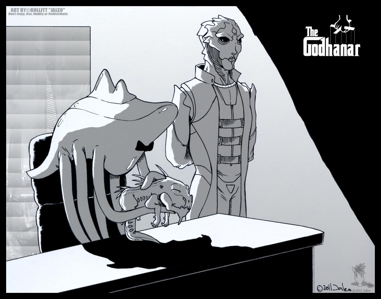 The Godhanar by BullittJaleo
