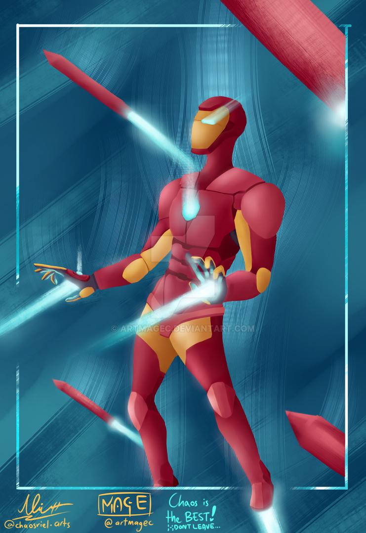 Iron Man MARK-51 by artmagec on DeviantArt
