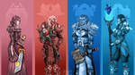 Artifact Weapons - Wowhead's Legion Art Contest
