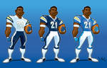 San Diego Charger LT