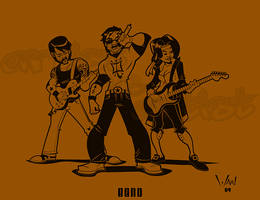 Artist vs Artist: Band 01 by WarBrown