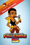 Fox Force Five Dynamite by WarBrown
