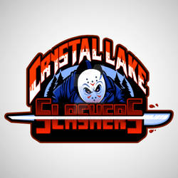 Crystal Lake Slashers Logo